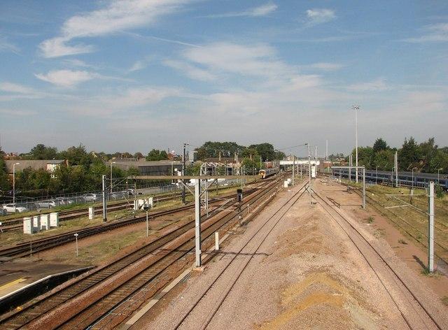 Cambridge Station: a new alignment