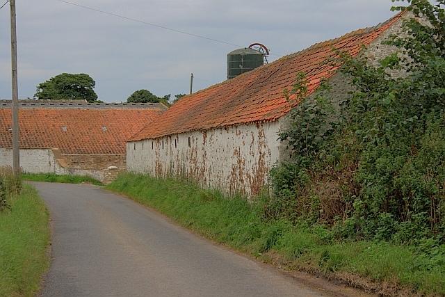 Minor Road at Friar's Hurst