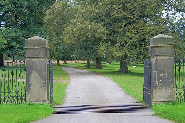 Gateway to Sleningford Park