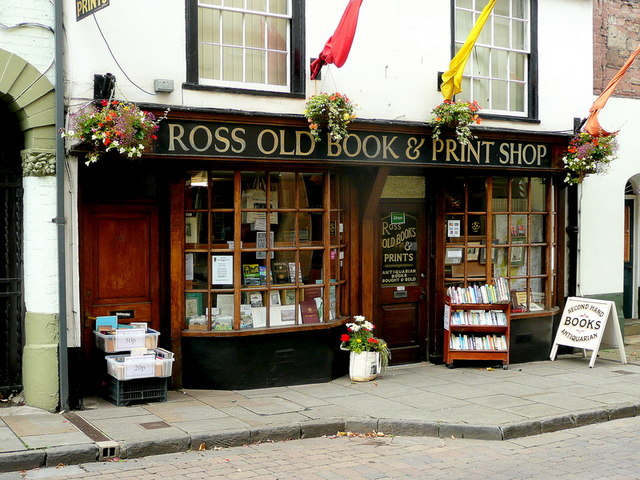 Ross Old Book and Print Shop