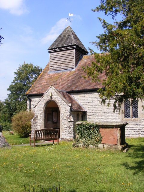 Broughton Hackett Church