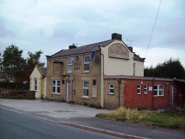 The Rose Inn, High Green