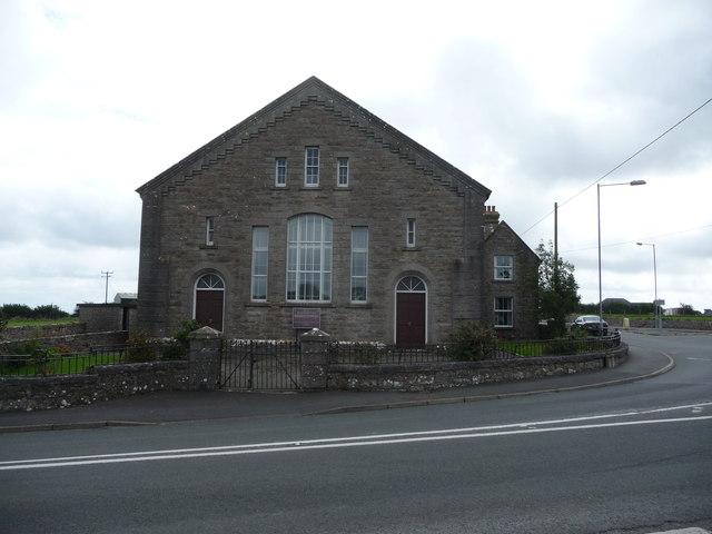 Chapel at Llanallgo