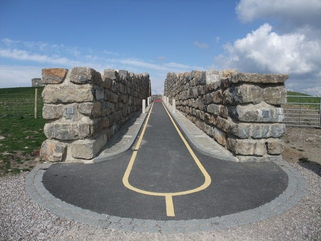 Entrance to The Coldstones Cut