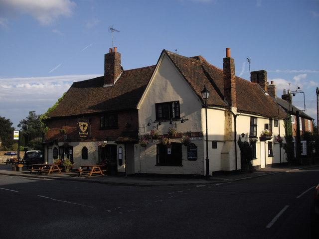 The Three Blackbirds, Flamstead