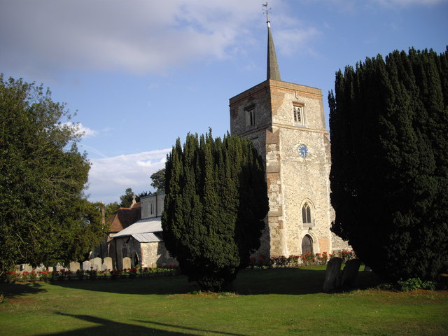 St Leonard's Church, Flamstead