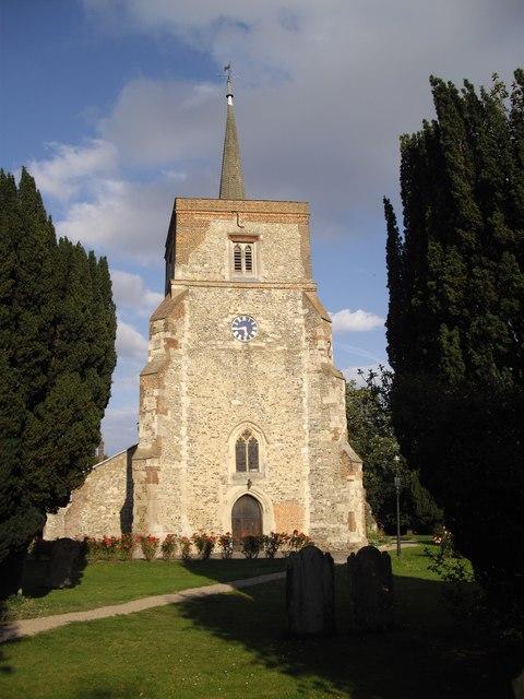 Tower of St Leonard's, Flamstead