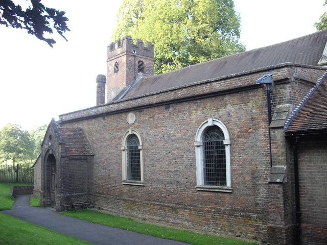 Church of St John the Baptist, Markyate