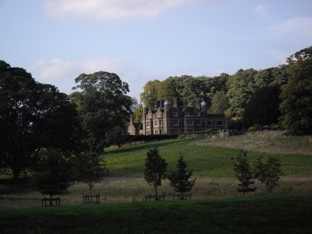 View from Markyate churchyard