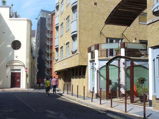 Bermondsey Wall West