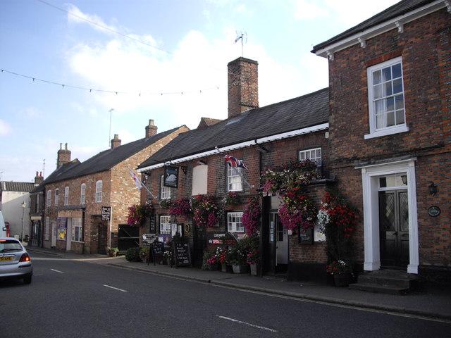The Swan Inn, High St, Markyate
