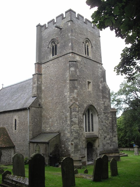 Tower of St Mary's, Kensworth