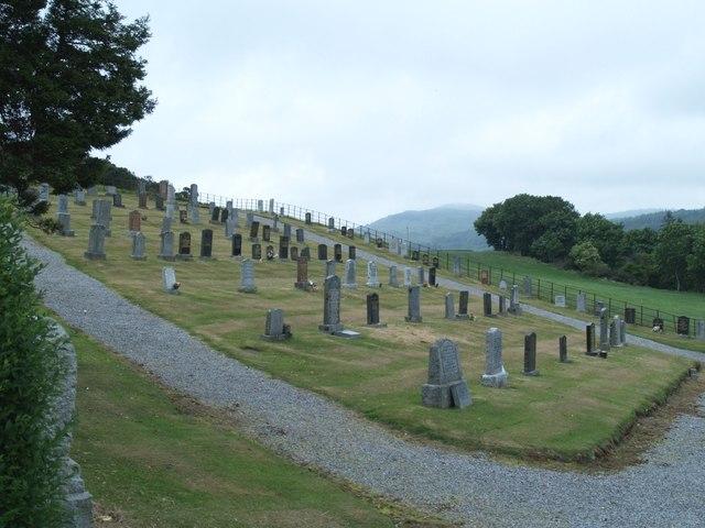 Auchencairn Cemetery