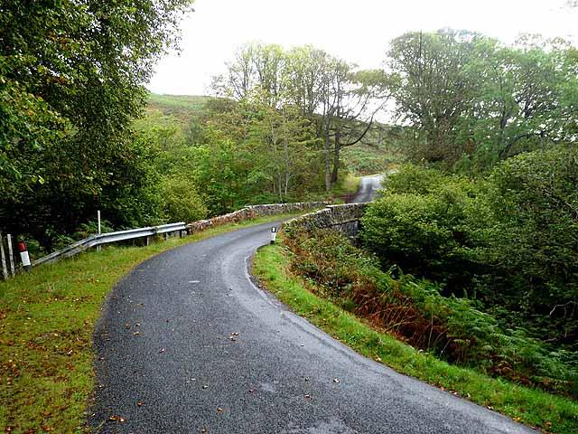 Bridge over the Allt na Cille