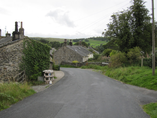 Stainforth from Goat Lane