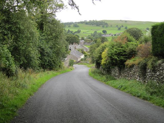 Goat Lane above Stainforth