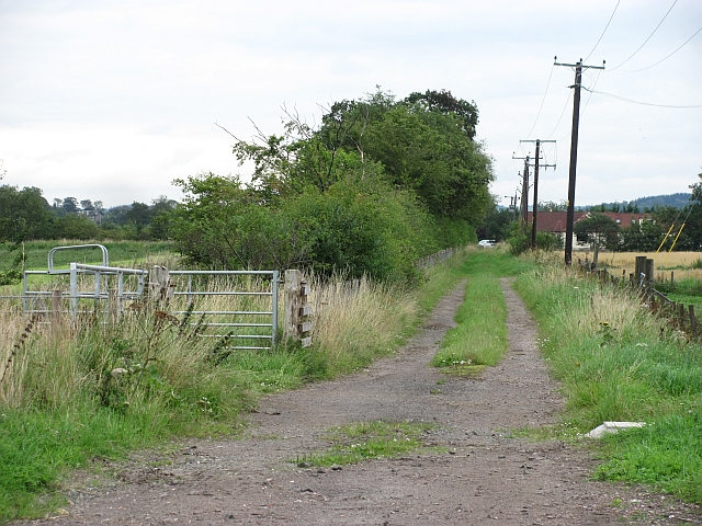 Road to Kersiepow