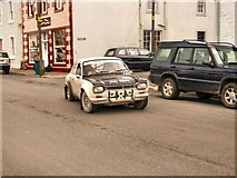 NX4355 : Historic Car by Andy Farrington