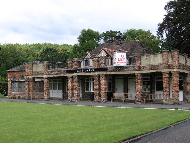 Bingley - Cafe in the Park