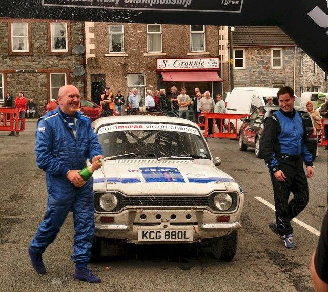 Historic Car Winner 2011