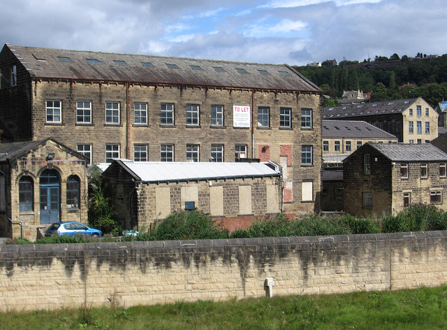 Bingley - Whitley Street mills