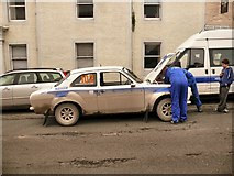 NX4355 : Repairs and TLC by Andy Farrington
