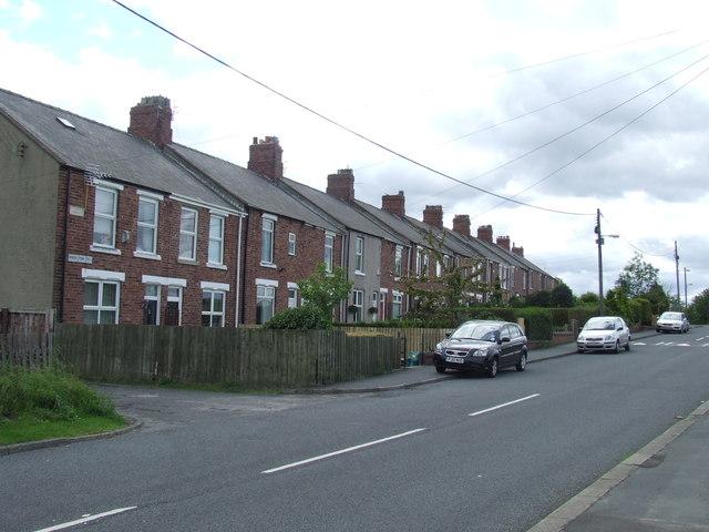 Woodstone Village, near Fencehouses