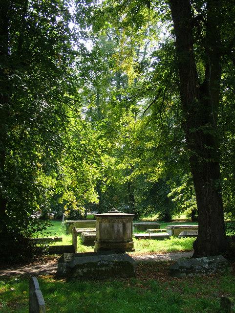 The Great Churchyard, Bury St. Edmunds