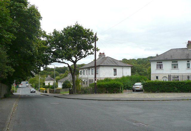 Hirst Wood Road, Saltaire