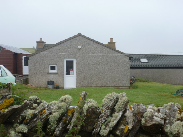 Egilsay: the post office