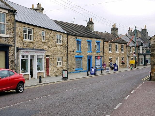 Front Street, Wolsingham