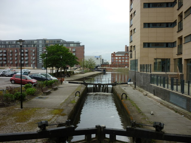 Lockgate #84 on the Rochdale Canal