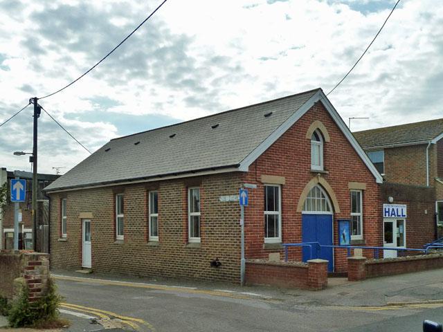 Polegate United Reformed Church hall