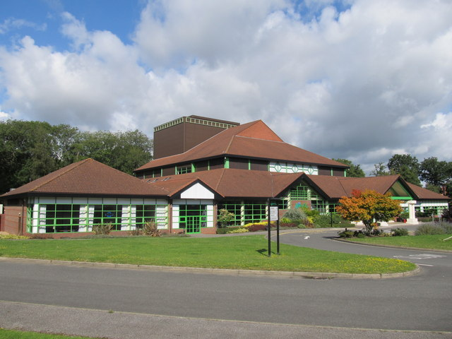 The Hawth Theatre, Crawley