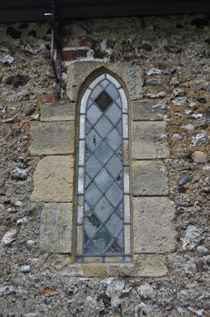 St Peter's church - Norman Window