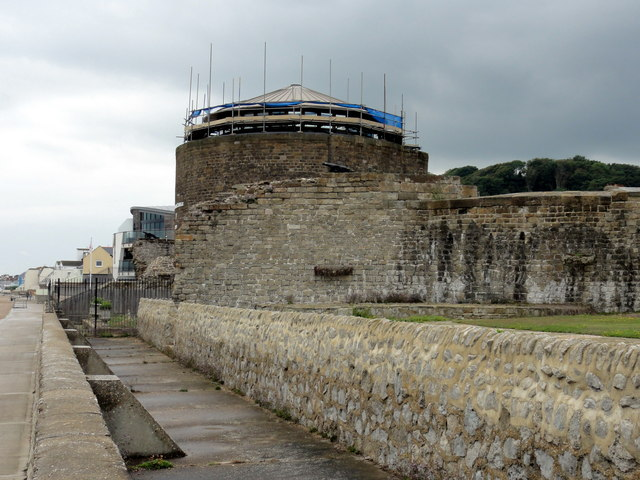 Sandgate, Sandgate Castle