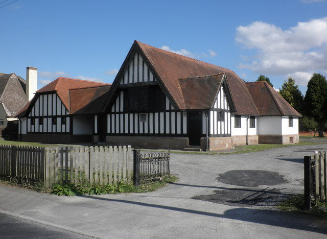 The Village Hall, Holme Lacy