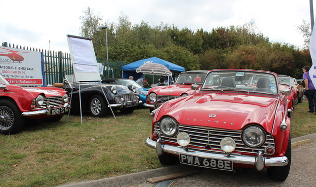 TR Cars , Strensham Services M5
