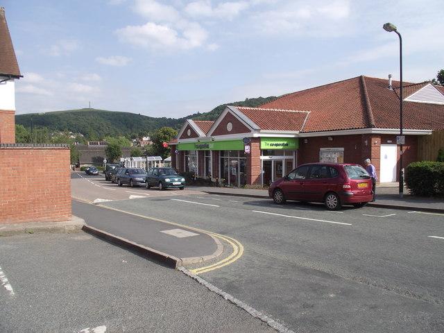 Church Stretton Co -op store