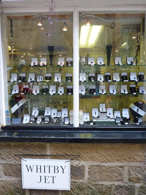 Jewellery shop in New Road, Robin Hood's Bay