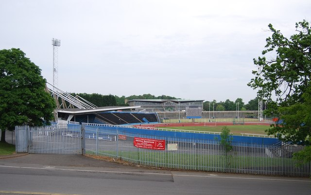 Athletics stadium, Crystal Palace
