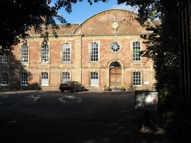 Old Bishop's Palace, Worcester