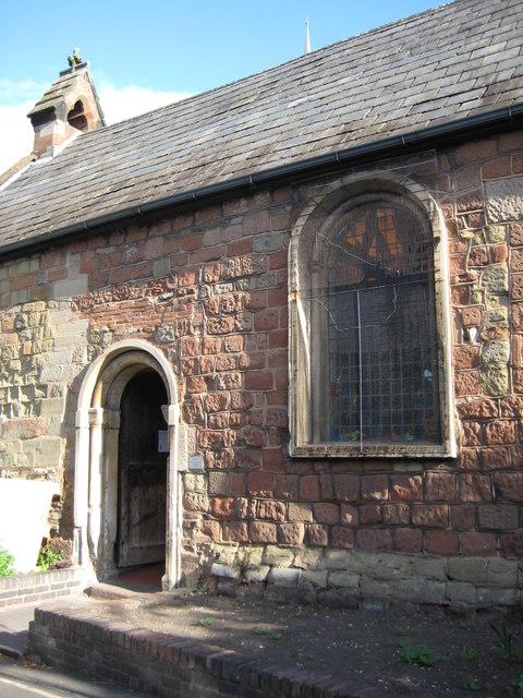 Former St Albans church, Worcester