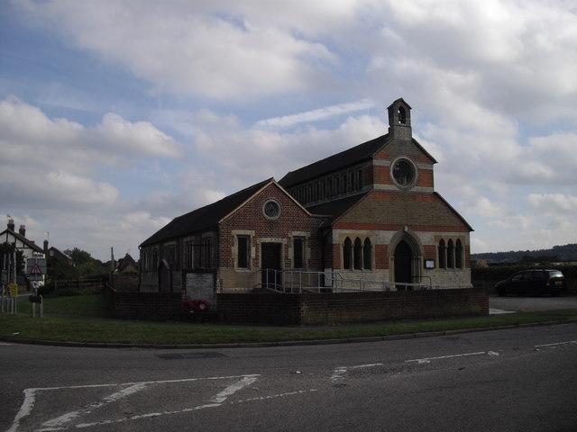 All Saints Church, Dagnall