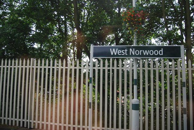 West Norwood Station