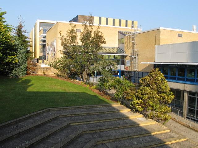 Lecture Block of University of Surrey