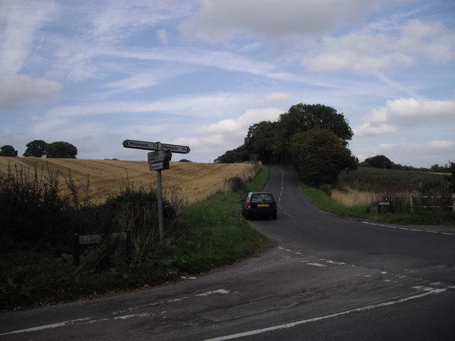 Crossroads near Kensworth