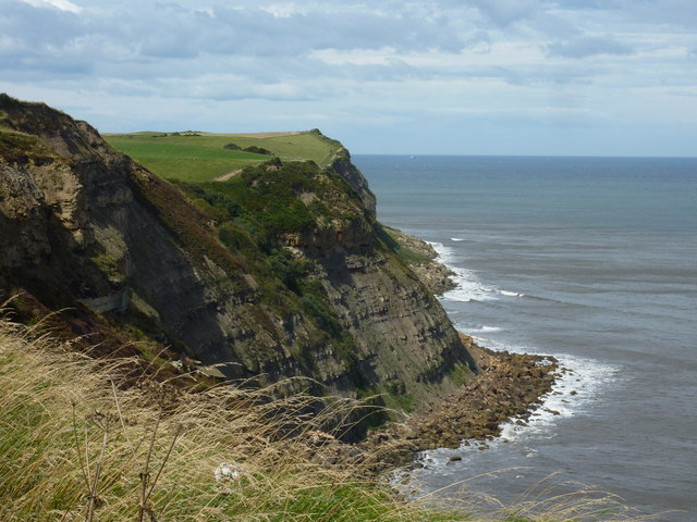 View from the Cleveland Way north of Robin Hood's Bay