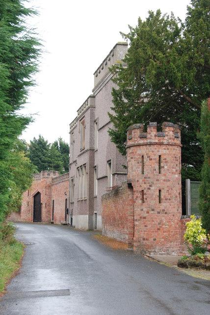 Park House,  2 Park Lane, Lapley, Staffordshire