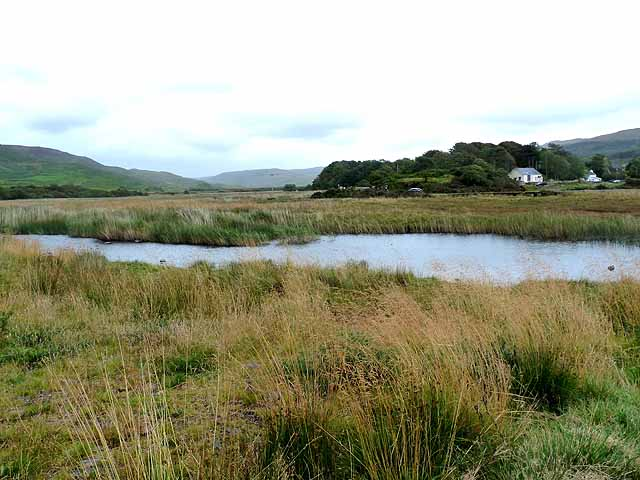 Marshes at Loch na Cuilce